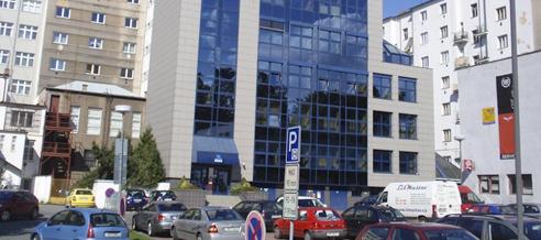 AIP - rekonstrukce obchodní banky Plzeň