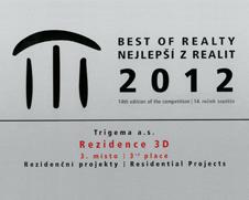 Best of Realty 3.misto - Rezidence 3D