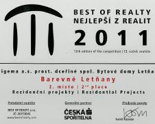Best of Realty 3.misto - Barevné Letňany