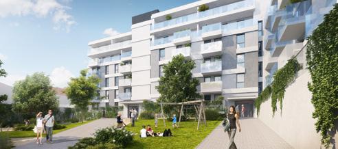 Trigema KLR - prostor pro rodinné bydlení